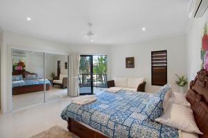 Whitsunday Ocean Melody Deluxe Villa, Alloggi in famiglia  Airlie Beach - big - 12