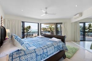 Whitsunday Ocean Melody Deluxe Villa, Alloggi in famiglia  Airlie Beach - big - 9