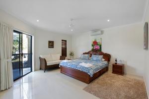 Whitsunday Ocean Melody Deluxe Villa, Alloggi in famiglia  Airlie Beach - big - 11