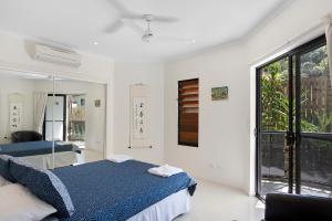 Whitsunday Ocean Melody Deluxe Villa, Alloggi in famiglia  Airlie Beach - big - 19