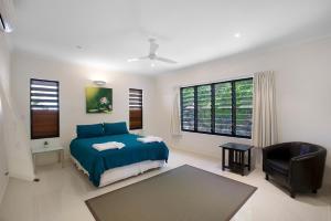 Whitsunday Ocean Melody Deluxe Villa, Alloggi in famiglia  Airlie Beach - big - 20