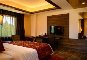 The Rosewood, Hotel  Tangmarg - big - 8