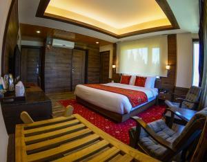 The Rosewood, Hotel  Tangmarg - big - 5