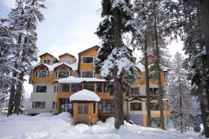 The Rosewood, Hotels  Tangmarg - big - 14