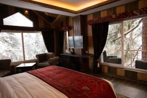 The Rosewood, Hotel  Tangmarg - big - 13