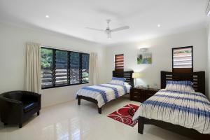 Whitsunday Ocean Melody Deluxe Villa, Alloggi in famiglia  Airlie Beach - big - 21