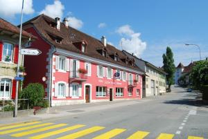 Hotel-Rotisserie La Tour Rouge - Delémont