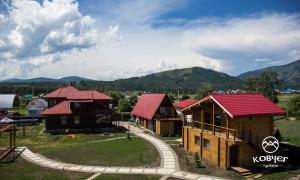 Hostel Malyi Kovcheg, Hostels  Ust'-Koksa - big - 16