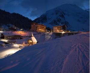 obrázek - Hotel Alt Vent Tyrol