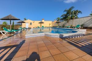 Apartamentos Villafaro Conil, Apartmanok  Conil de la Frontera - big - 77