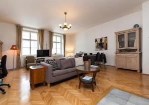 Rámová Bohemian Apartment - Praga