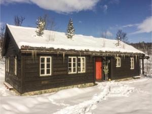 Four-Bedroom Holiday Home in Skabu, Holiday homes  Skåbu - big - 31