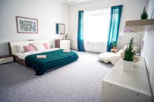 Pink Flamingo Room, Alloggi in famiglia  Ostrava - big - 1