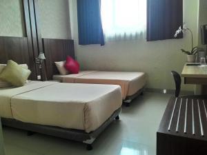 City Hotel, Hotel  Tasikmalaya - big - 90