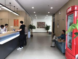 Hanting Hotel Foshan Shunde Lecong Furniture Center, Отели  Шунде - big - 25