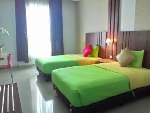 City Hotel, Hotel  Tasikmalaya - big - 91