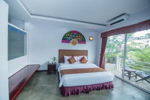 Visoth Angkor Residence, Отели  Сиемреап - big - 32