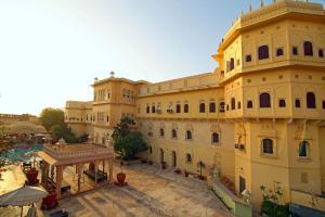 Alsisar Mahal- Heritage Hotel, Отели  Alsīsar - big - 105