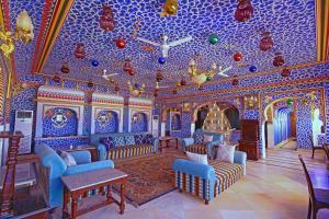 Alsisar Mahal- Heritage Hotel, Отели  Alsīsar - big - 106