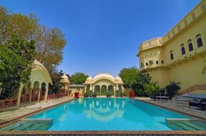 Alsisar Mahal- Heritage Hotel, Отели  Alsīsar - big - 103