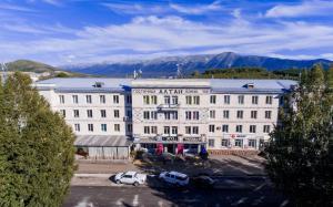 Hotel Altay - Sentelek