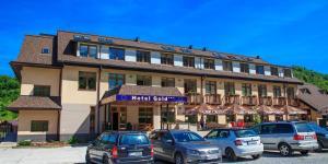 Hotel Gold, Терхова