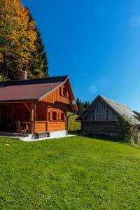 Počitniška hiša Pokrovec