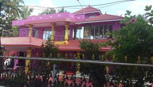 Omkaram Homestay, Alloggi in famiglia  Trikunnapuzha - big - 22