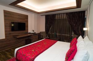 The Rosewood, Hotel  Tangmarg - big - 4