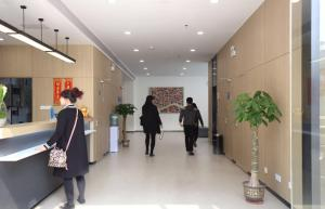 Hanting Hotel Foshan Shunde Lecong Furniture Center, Отели  Шунде - big - 22