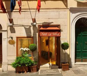 Hotel La Fenice - abcRoma.com