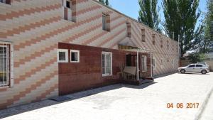 Отель Кама, Гюмри