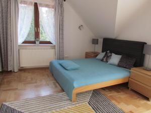Wakacyjny Dom w Krakowie