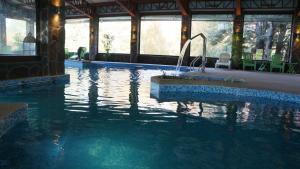 Cabañas Blanche Neige Wellness & SPA - Hotel - Las Trancas