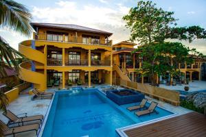 Villa Margarita at Jaguar Reef..