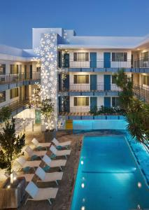 Beverly Laurel Hotel - Los Angeles