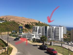 Departamento Con Con Velas de Montemar, Apartmány  Concón - big - 19