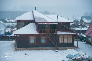 Hostel Malyi Kovcheg, Hostels  Ust'-Koksa - big - 15