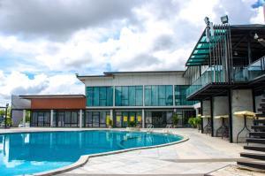 Prajaktra Design Hotel - Ban Phak Kat Ya