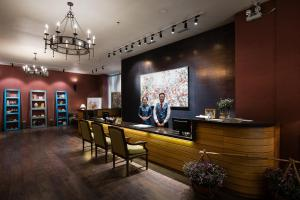 Asian Ruby Select Hotel, Hotely  Hočiminovo Mesto - big - 43