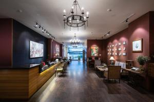 Asian Ruby Select Hotel, Hotely  Hočiminovo Mesto - big - 42