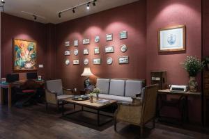 Asian Ruby Select Hotel, Hotely  Hočiminovo Mesto - big - 41