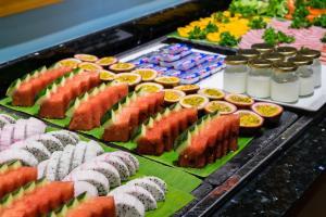 Asian Ruby Select Hotel, Hotely  Hočiminovo Mesto - big - 32