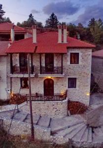 Hostels e Albergues - Thea Valtessinikou