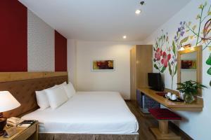 Asian Ruby Select Hotel, Hotely  Hočiminovo Mesto - big - 2