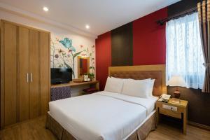 Asian Ruby Select Hotel, Hotely  Hočiminovo Mesto - big - 9