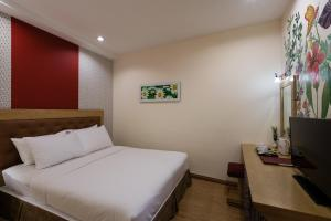Asian Ruby Select Hotel, Hotely  Hočiminovo Mesto - big - 10