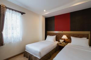 Asian Ruby Select Hotel, Hotely  Hočiminovo Mesto - big - 12