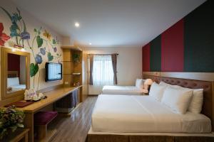 Asian Ruby Select Hotel, Hotely  Hočiminovo Mesto - big - 13