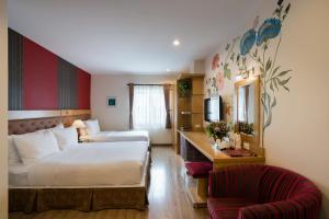Asian Ruby Select Hotel, Hotely  Hočiminovo Mesto - big - 14